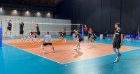 Волейболистите ни с първа тренировка в балона в Римини