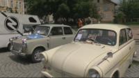 Трабант фест: Фенове на коли от соца се събраха в Трявна