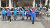 Флашмоб във Видин в подкрепа на хората с интелектуални затруднения