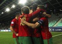 Младежите на Португалия са на полуфинал след мач с 8 гола