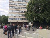 Пловдивчани протестираха пред сградата на прокуратурата