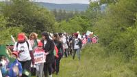 Над 200 деца преминаха по стъпките на Христо Ботев и неговата чета