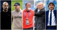 Топ 5 на най-скъпоплатените треньори в световния футбол