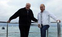 Лукашенко предоставил на Путин подробна информация за отклонения самолет (СНИМКИ)