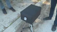Фалшива камера следи за скоростта в Силистренско