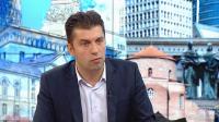Кирил Петков проверява инвестиция на ДКК от 600 млн. лева в язовири