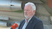 Ген. Спас Спасов: Липсват летателни часове на нашите военни пилоти