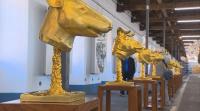 Китайският дисидент Ай Вейвей представи мащабна изложба в Лисабон