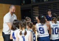 Ганев, Николов и Казийски зарадваха волейболисти в детски турнир