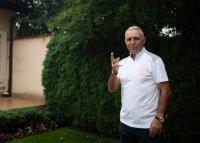 Стоичков мотивира националите преди мача с Франция
