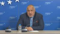 Борисов: Нямаме общ бизнес с Пеевски, не сме получили стотинка от Божков