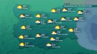 Затоплянето ще продължи до неделя
