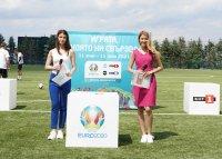 снимка 2 Приятелски мач между БНТ и Нова Броудкастинг Груп даде старт на UEFA EURO 2020™