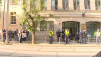 Протестиращи искат оставка на ВСС и главния прокурор