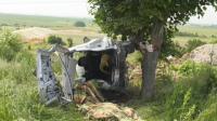 Двама души загинаха в катастрофа между джип и кола във Врачанско