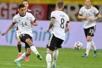 Германия вкара седем гола във вратата на Латвия