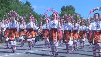 Казанлък отбеляза с празнично шествие Празника на розата