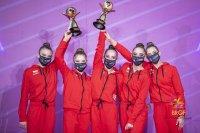 Стоичков пожела успех на златните момичета на европейското (ВИДЕО)