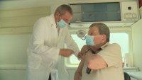 Слаб интерес към имунизацията на открито в Благоевград