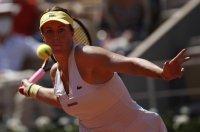 Павлюченкова е първата финалистка в Париж