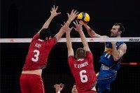 Волейболистите ни търсят втората си победа в Лигата на нациите