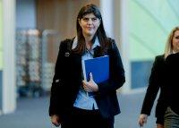 Започва официалната визита на Лаура Кьовеши в България
