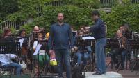 Италиански и български тенори пеят в чест на 100-годишнината на Карузо