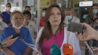 Медици в Шумен изразиха подкрепа към проф. Кантарджиев