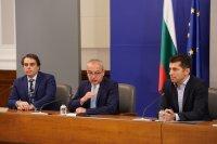 Служебното правителство обяви нови антикризисни мерки