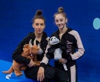 Катрин Тасева и Боряна Калейн започват участието си на Европейското първенство