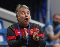 Ясен Петров: Има израстване в нашия отбор