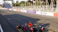 Серхио Перес спечели лудото Гран При на Азербайджан