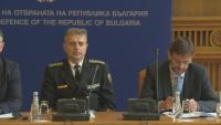 Емил Ефтимов обсъди интеграцията на силите в Алианса с ген. Кристофър Каволи