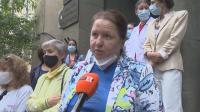 Трети ден колеги на проф. Кантарджиев протестират с искане да бъде възстановен на поста