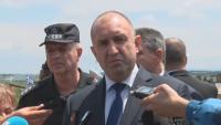 Президентът Румен Радев коментира санкциите на САЩ (ОБЗОР)