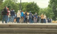 Над 1100 души се ваксинираха през почивните дни в парковете в София