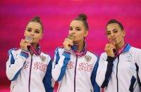 Звездите на художествената гимнастика вече са във Варна