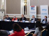 """Радев: Източна Европа има огромна нужда от инвестиции и диалогът в """"Три морета"""" е послание към бизнеса"""