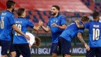 Италия разби Чехия в последната си проверка преди Евро 2020