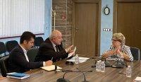 Четири министерства обсъдиха състоянието на ВиК сектора в страната