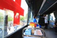 снимка 5 Бус за ваксинации: Пункт на колела тръгва из София (Снимки)