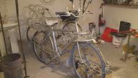 Самоук майстор направи ювелирен велосипед
