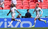Англия оглави Група D след минимална победа над Хърватия