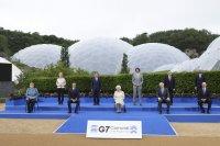 Ден втори от срещата на Г-7: Акцент сред темите са Русия и Китай