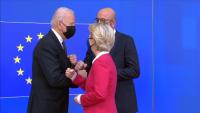 Байдън в Брюксел: Америка се завърна
