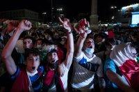 Пресата в Италия засипа футболистите си със суперлативи