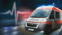 Джип се разцепи в стълб край Асеновград, двама загинаха