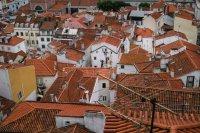 Лисабон след първата нощ на блокада