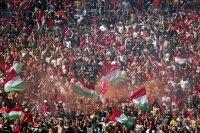 снимка 2 Унгария измъкна точка от световните шампиони