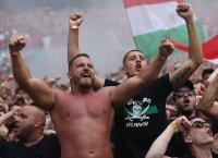 снимка 3 Унгария измъкна точка от световните шампиони